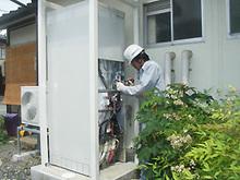 排水桝・分離槽清掃・各種設備工事・修理